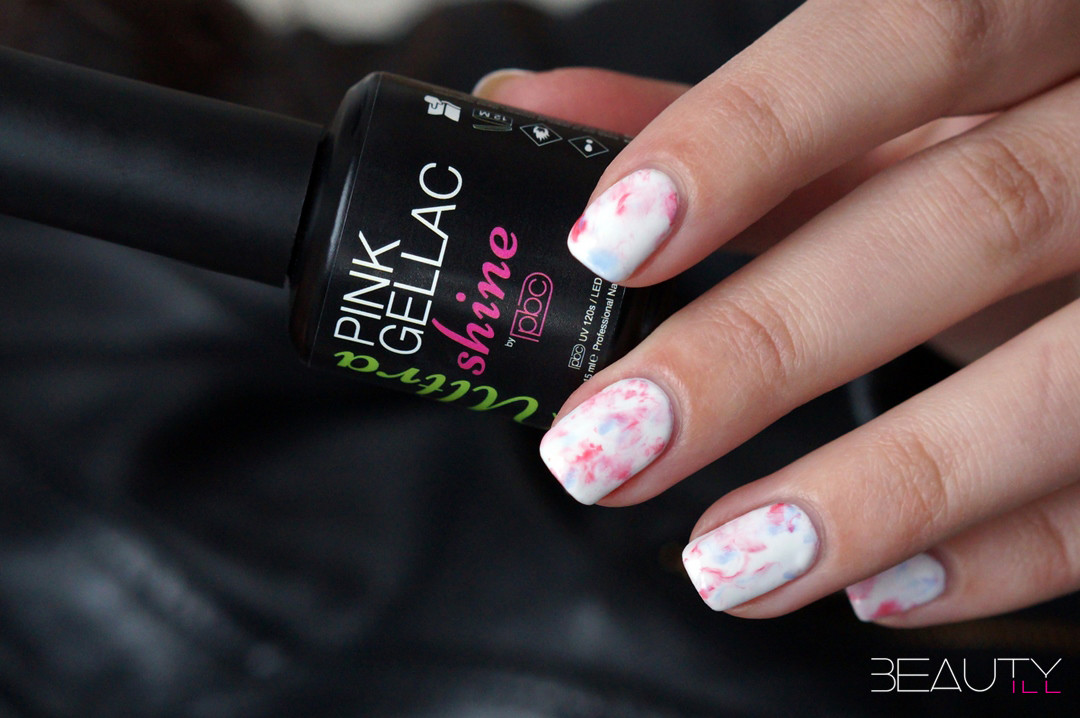 Pink Gellac, Nail Art, Koningsdag, Beautyill, Review